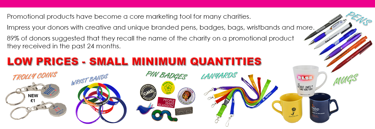 Promotional Gifts Header