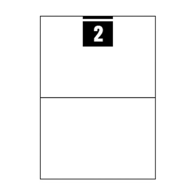 Bucket Labels Blank (10 per pack)