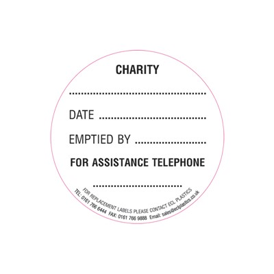 Base Charity Label