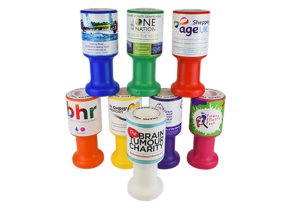 Eco Charity Collection Box