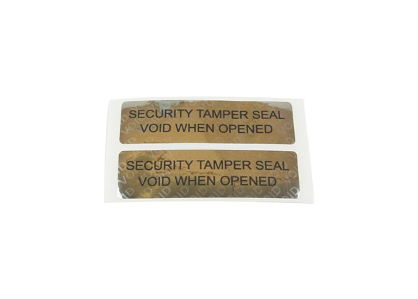 Security Tamper Seal